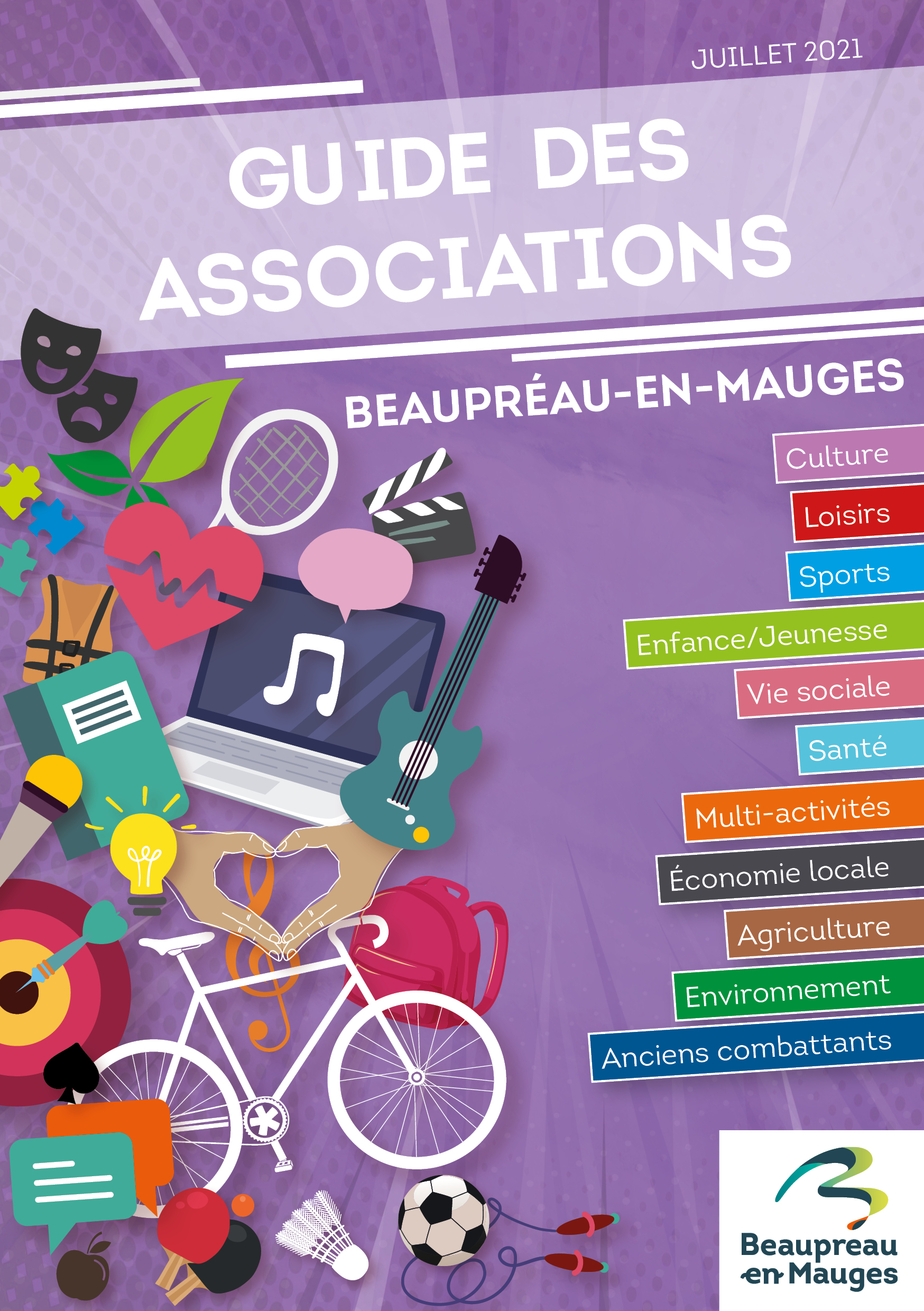 guide des associations - Beaupréau-en-Mauges